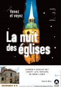 Nuit des Eglises à Rupt-aux-Nonains 55170 Rupt-aux-Nonains du 01-07-2017 à 20:00 au 01-07-2017 à 22:30