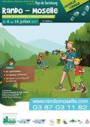 Rando-Moselle Festival Randonnées à Thèmes et Gourmandes 57560 Saint-Quirin du 06-07-2017 à 17:00 au 16-07-2017 à 19:00