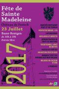 Fête Sainte Madeleine au Château de Preisch