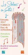 Le Schloss' en Fête Animations Eté à Forbach