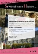 Visites Saint-Mihiel et son Histoire