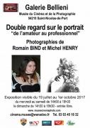 Double Regard sur le Portrait à Saint-Nicolas-de-Port