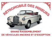 Rétromobile des Mineurs à Petite-Rosselle 57540 Petite-Rosselle du 23-07-2017 à 10:00 au 23-07-2017 à 18:00