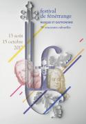 Festival Musique et Gastronomie Fénétrange 57930 Fénétrange du 13-08-2017 à 17:00 au 15-10-2017 à 10:00