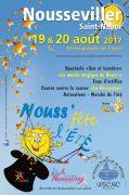 Nousseviller Fête l'Eté 57990 Nousseviller-Saint-Nabor du 19-08-2017 à 18:00 au 20-08-2017 à 23:59