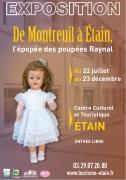 Exposition Poupées Raynal à Etain