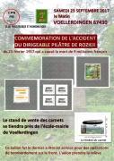 Nouveau Carnet de Timbres Personnalisés à Voellerdinge Mairie-Ecole de Voellerdingen 67230 VOELLERDINGEN du 23-09-2017 à 10:00 au 23-09-2017 à 12:00