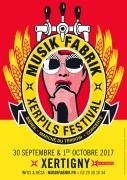 Musik Fabrik Xerpils Festival à Xertigny 88220 Xertigny du 30-09-2017 à 14:00 au 01-10-2017 à 19:00