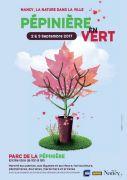 Pépinière en Vert à Nancy 54000 Nancy du 02-09-2017 à 10:00 au 03-09-2017 à 19:00
