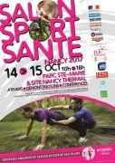Préparez le Salon Santé et Sport Nancy 2017 54000 Nancy du 11-08-2017 à 09:00 au 27-09-2017 à 20:00