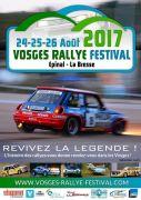 Vosges Rallye Festival Epinal La Bresse