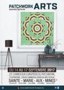23ème Carrefour du Patchwork Sainte-Marie-Aux-Mines 68160 Sainte-Marie-aux-Mines du 14-09-2017 à 09:30 au 17-09-2017 à 18:00