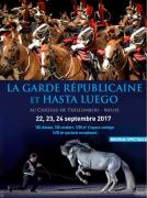Spectacle Equestre Garde Républicaine Château de Thillombois 55260 Thillombois du 22-09-2017 à 20:45 au 24-09-2017 à 10:30