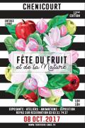 Fête du Fruit à Chenicourt 54610 Chenicourt du 08-10-2017 à 10:00 au 08-10-2017 à 18:00