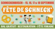 Fête de Schneck' à Schneckenbusch 57400 Schneckenbusch du 15-09-2017 à 18:00 au 18-09-2017 à 23:59