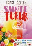 Sainte Fleur à Epinal Golbey Corso Fleuri