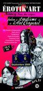 Erotikart Salon de l'Erotisme et Art Corporel Nancy Lorraine 54500 Vandoeuvre-l�s-Nancy du 05-09-2009 � 15:00 au 06-09-2009 � 20:00