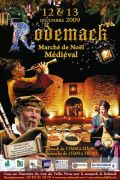 March� de No�l M�dieval � Rodemack  57570 Rodemack du 12-12-2009 � 16:00 au 13-12-2009 � 17:00