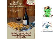 Salon Vins et Produits du Terroir La Bresse 88250 La Bresse du 02-03-2012 à 08:00 au 04-03-2012 à 19:00