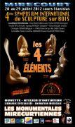 Symposium de Sculpture sur Bois Mirecourt 88500 Mirecourt du 20-07-2012 � 17:00 au 29-07-2012 � 19:00