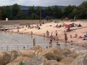 Woippy Plage : plus qu'une plage d'�t� 57140 Woippy du 02-07-2011 � 10:00 au 31-08-2011 � 17:00