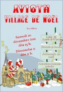 Le Village March� de No�l d'Avioth 55600 Avioth du 10-12-2011 � 12:00 au 11-12-2011 � 17:00