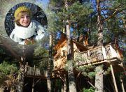 Coffret cadeau cabane dans les arbres Vosges