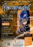 Nuit des Sorcières à Bitche Hexenacht 57230 Bitche du 28-04-2017 à 19:00 au 07-05-2017 à 23:59