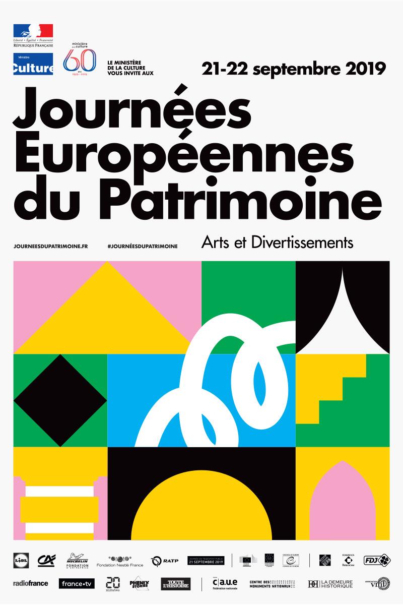 JEP 2019 : Journées du Patrimoine à Ars-sur-Moselle 57130 Ars-sur-Moselle du 21-09-2019 à 08:00 au 22-09-2019 à 18:00