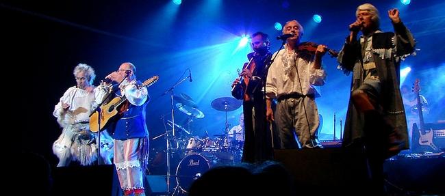 Concert Tri Yann à Bitche