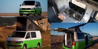 Very Road Trip Vans