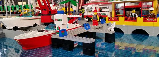 Atelier Lego Nancy Legothèque