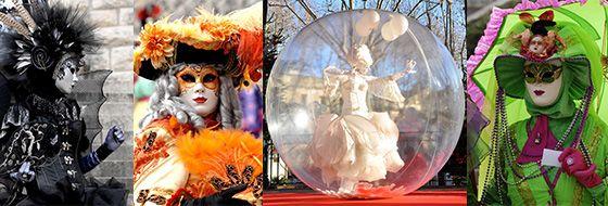 carnaval en lorraine verdun remiremont longwy