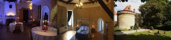 Bon Cadeau Chambre d'Hôte en Lorraine Château de Morey