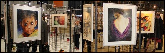Salon International de l'Aquarelle à Uckange