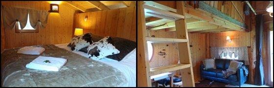Cabane Luxe Nids des Vosges