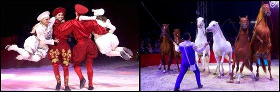 Grand Cirque de Saint Petersbourg en Lorraine