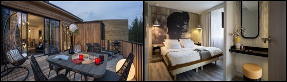 Cottages Exclusive Center Parcs Lorraine