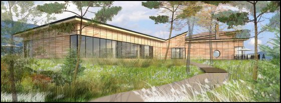 Forest Lodge Center Parcs Moselle