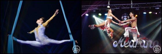 Cirque Medrano en Lorraine 2017 Festival International du Cirque