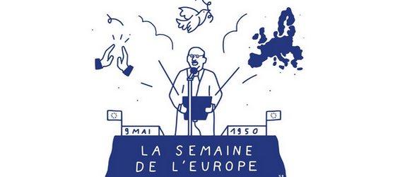 Maison Robert Schuman Mai de l'Europe 2018