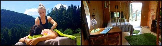 Hébergements Insolites Nids des Vosges dans les Arbres