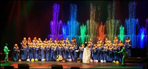 Spectacle Noël en Gospel Comédie Musicale