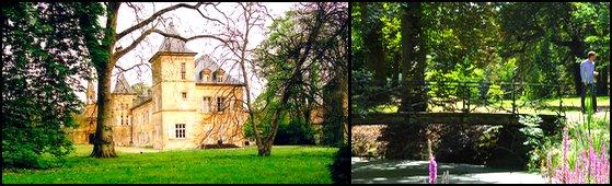 Journées du Patrimoine Château de Preisch