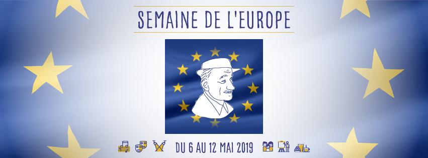 Maison Robert Schuman Mai de l'Europe 2019
