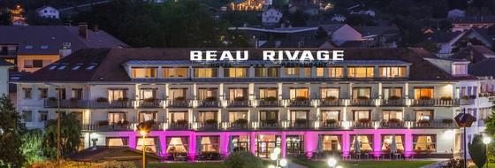 Hôtel Restaurant *** Beau Rivage à Gérardmer en Lorraine