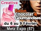 Creativa Salon des Loisirs Créatifs à Metz