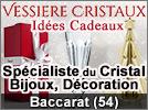 Idée Cadeau Vessière Cristaux Baccarat 2020