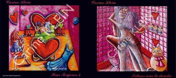 Jeu Concours Peintures Erotiques Saint Valentin Lorraine