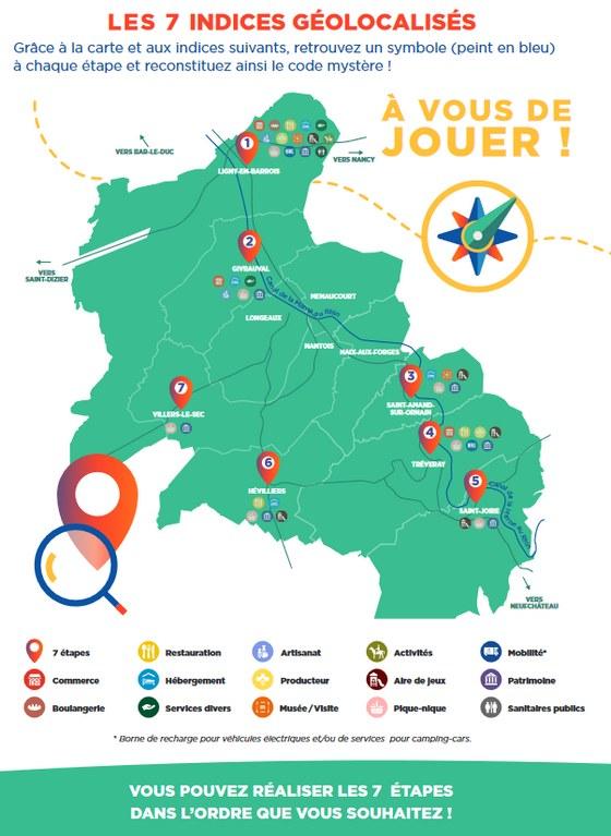Chasse aux Trésor Des Portes de Meuse 2021